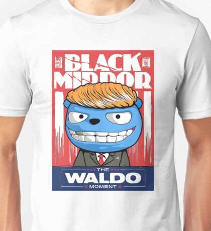 black mirror the waldo moment Unisex T-Shirt