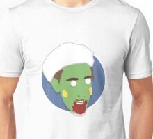 'Alan Partridge' Halloween Zombie Unisex T-Shirt