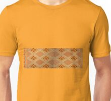 Wall Detail in St Matthias Church, Budapest, Hungary Unisex T-Shirt