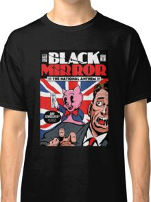 black mirror the national anthem Classic T-Shirt
