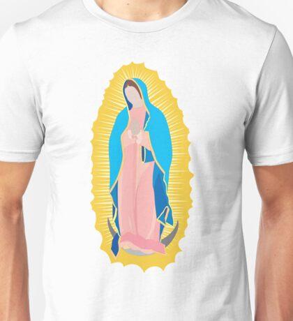 Virgen de Guadalupe / virgin / madona Unisex T-Shirt