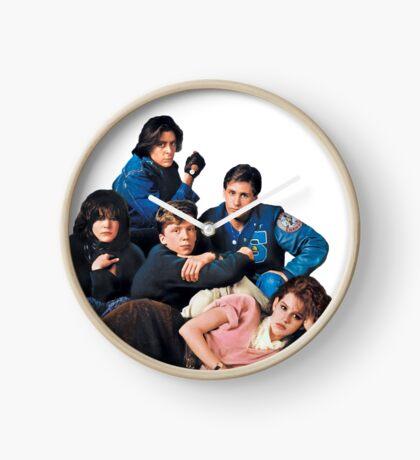 The Breakfast Club  Clock