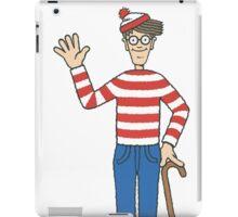 Where's Waldo? iPad Case/Skin