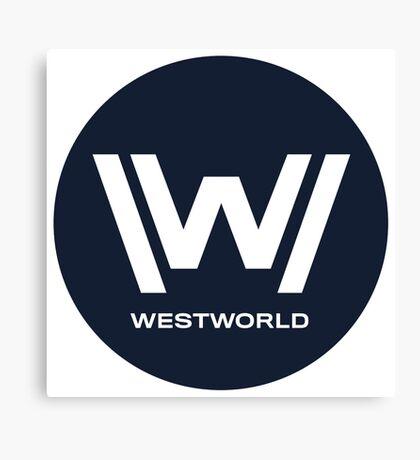 Westworld  Canvas Print