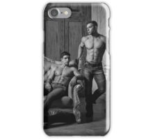 Two Evils iPhone Case/Skin