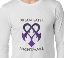 Dream Eater //NightMare// - Simplistic Long Sleeve T-Shirt