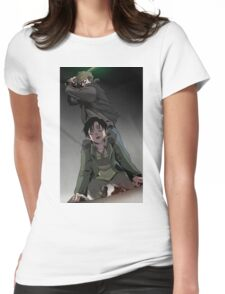 Bat - Killing Stalking  Womens Fitted T-Shirt