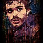 Robb Stark by David Atkinson