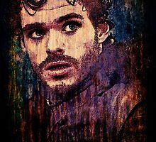 Robb Stark by David Atkinson