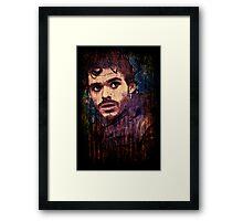 Robb Stark Framed Print
