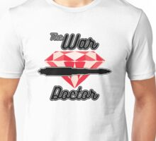 Doctor Who - The War Doctor Unisex T-Shirt