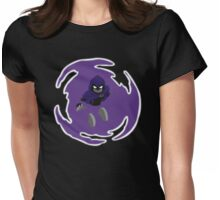 Teen Titans - Raven breaks through Womens Fitted T-Shirt