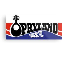 Opryland Logo Metal Print