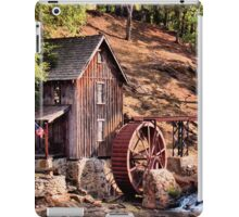 """""""Gresham Mill in October""""... prints and products iPad Case/Skin"""