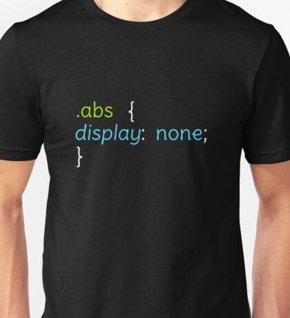Funny Coding Joke T-Shirt Unisex T-Shirt