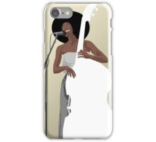 Esperanza Spalding tribute iPhone Case/Skin