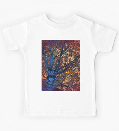 Autumn in The Magical Forest Kids Tee