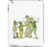 PKMN - Misdirection iPad Case/Skin