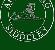 Armstrong Siddeley classic logo (white) by steadbrooke