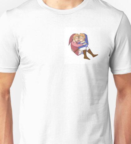 Four Swords Redraw Unisex T-Shirt