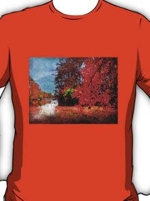 Shades of Reds T-Shirt