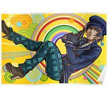 Dancing Detective Poster