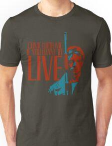 Kyle Reese Unisex T-Shirt