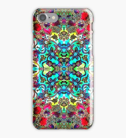 Floral Fantasy Collection - Flower Frenzy iPhone Case/Skin