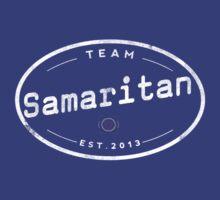 Person of Interest - Team Samaritan by CyberWingman