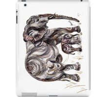Mother Elephant  iPad Case/Skin