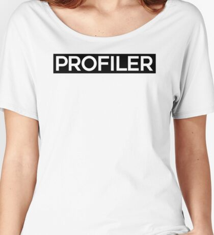 Profiler Women's Relaxed Fit T-Shirt
