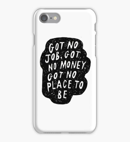 My Life Right Now iPhone Case/Skin