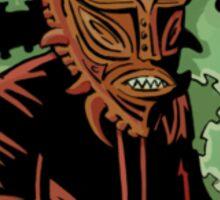 Mask of Nyarlathotep Sticker