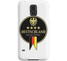 Deutschland Champions Samsung Galaxy Case/Skin