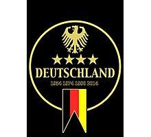 Deutschland Champions Photographic Print
