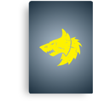 Space Wolves - Sigil - Warhammer Canvas Print