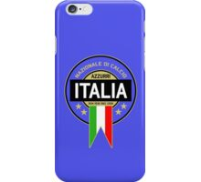 Italia iPhone Case/Skin
