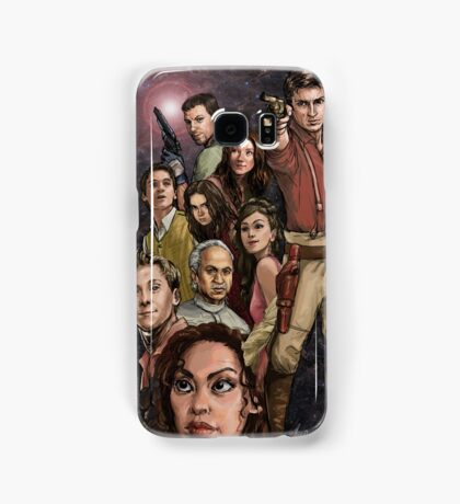 Firefly - All Hands on Deck Samsung Galaxy Case/Skin