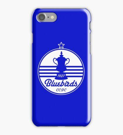 Bluebirds 1927 iPhone Case/Skin