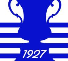 Bluebirds 1927 Sticker