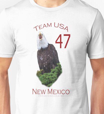 USA, New Mexico T-Shirt  Unisex T-Shirt