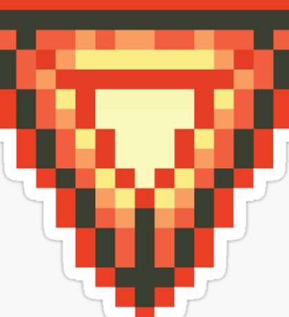 Project: Zed Icon Pixel Art Sticker