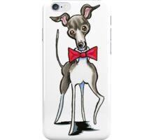 Italian Greyhound Antonio iPhone Case/Skin