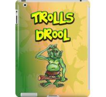 Trolls Drool iPad Case/Skin