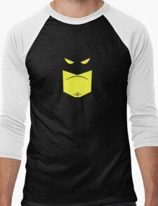World's Greatest Detective by Tai's Tees Men's Baseball ¾ T-Shirt