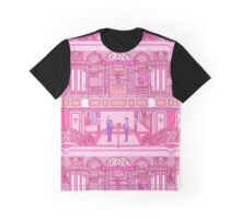 The Grand Budapest Hotel Graphic T-Shirt