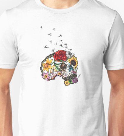 Fleur de mort Unisex T-Shirt