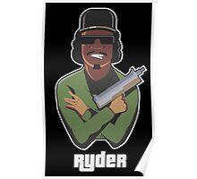 Ryder Poster