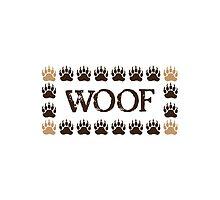 WOOF! by BloodyDesigner