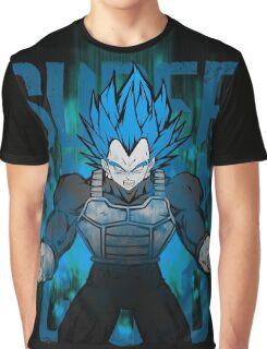 POWER OF GOD - VEGETA Graphic T-Shirt